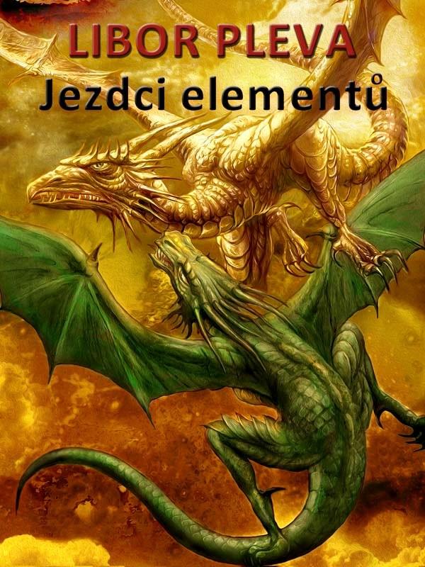Jezdci elementů, nakladatelství Viking