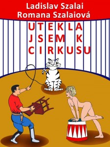 Utekla jsem k cirkusu, nakladatelství Viking