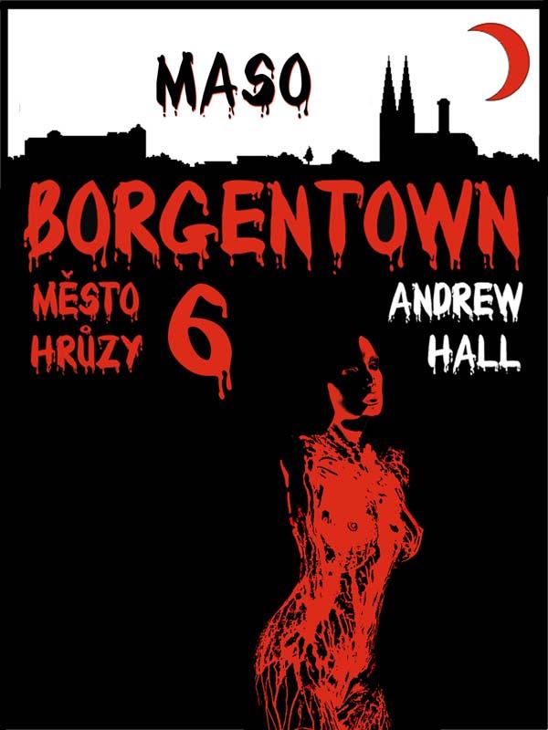 Borgentown – Maso, nakladatelství Viking