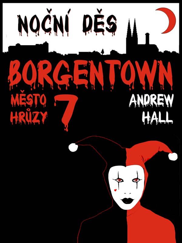 Borgentown – Noční děs, nakladatelství Viking