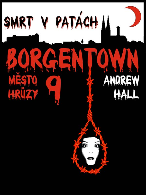 Borgentown – Smrt v patách, nakladatelství Viking