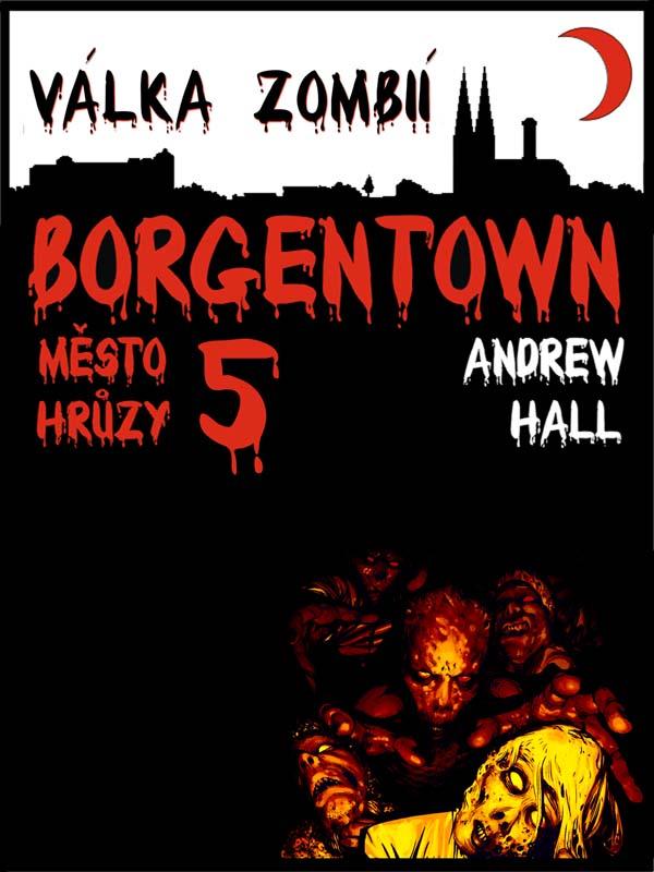 Borgentown – Válka zombií, nakladatelství Viking