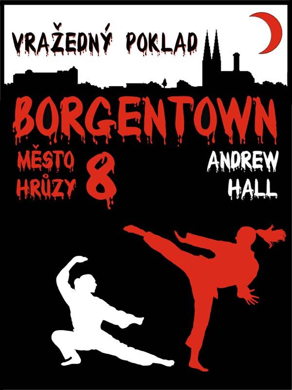 Borgentown – Vražedný poklad, nakladatelství Viking